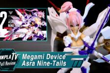 Gunpla TV – Megami Device Asra Nine-Tails