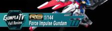 RG Force Impulse Gundam