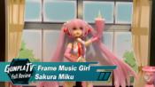 Gunpla TV – Frame Music Girl Sakura Miku