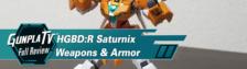Saturnix Gundam