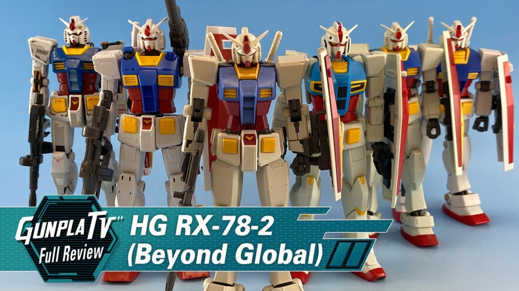 1/144 HG RX-78-2 Gundam (Beyond Global)
