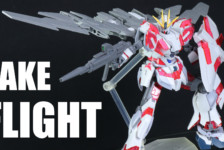 30MM Flight Backpacks for Your Gunpla