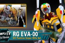 RG Evangelion ProtoType Unit-00 DX Set