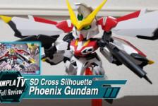 SD CS Phoenix Gundam