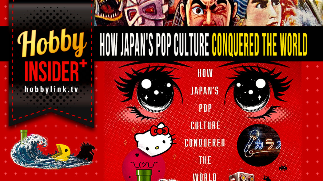 How Japan's Pop Culture Conquered the World