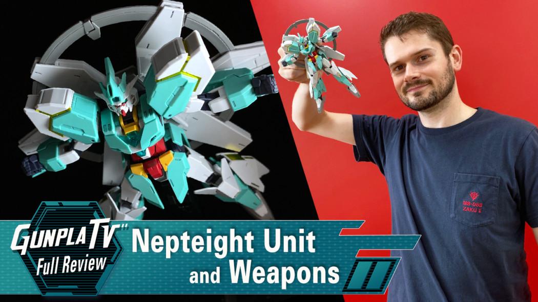 Nepteight Gundam