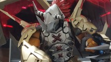 Happy Little Robots – Volume 6 – Metallic Spray Paints with Wargreymon