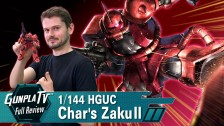 1/144 HGUC Char's Zaku II