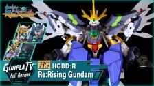 Re:Rising Gundam