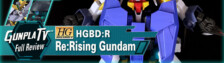 Re:Rising Gundam