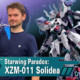 Starwing Paradox: XZM-011 Solidea