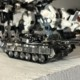 Camouflage and Weathering Revell's 1/72 T-80BV