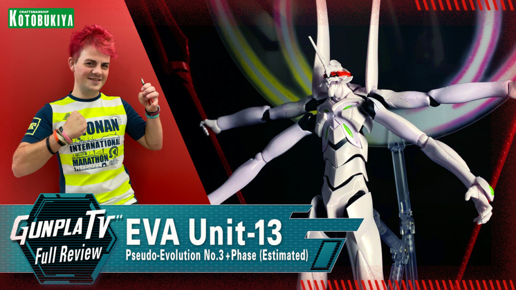 1/400 Rebuild of Evangelion: EVA Unit-13 Pseudo-Evolution No.3+ Phase (Estimated)