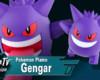 Pokemon Plamo Gengar