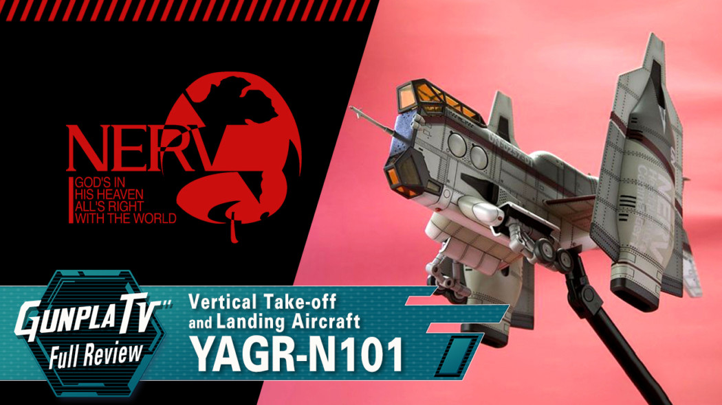 1/100 Vertical Take-off and Landing Aircraft YAGR-N101 (Reissue)