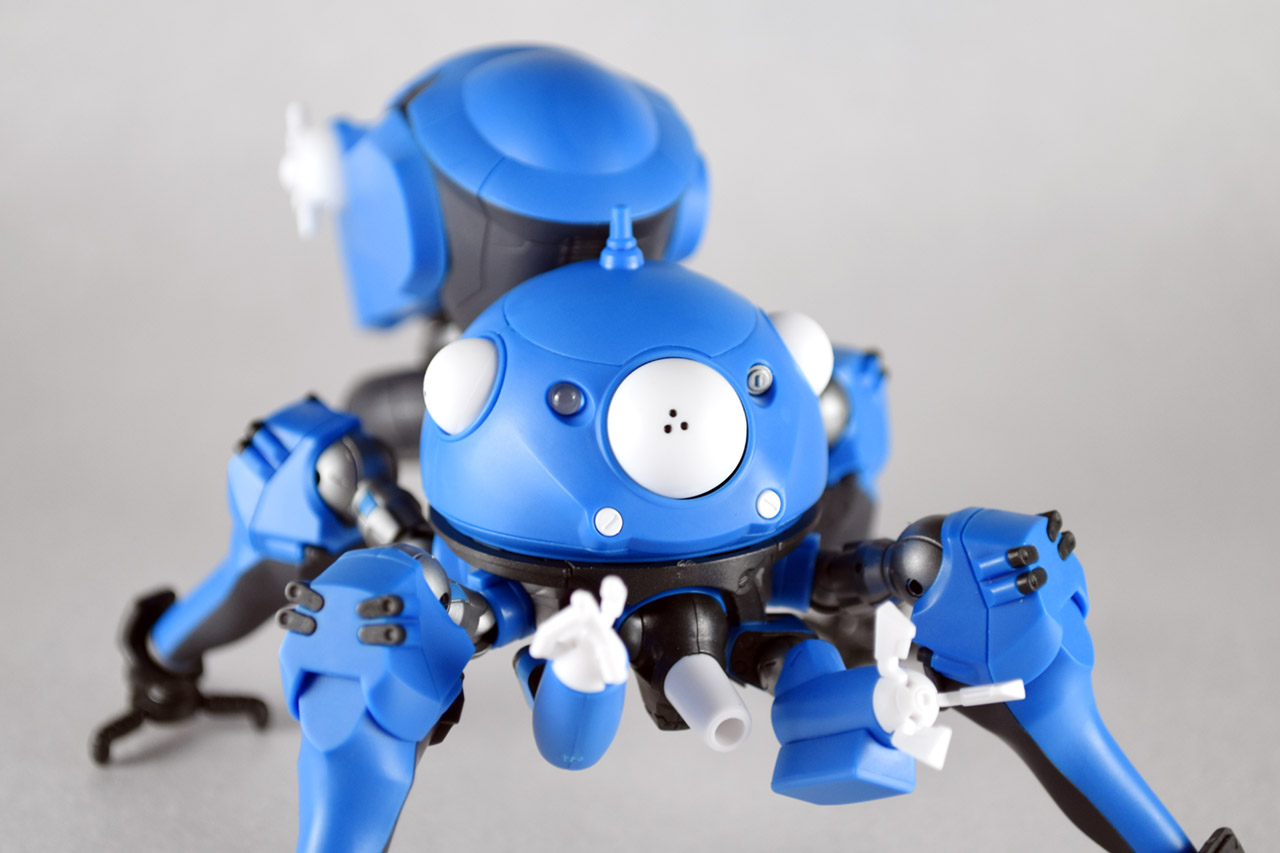 Robot Damashii Side Ghost Tachikoma Ghost In The Shell Sac 2045 By Bandai