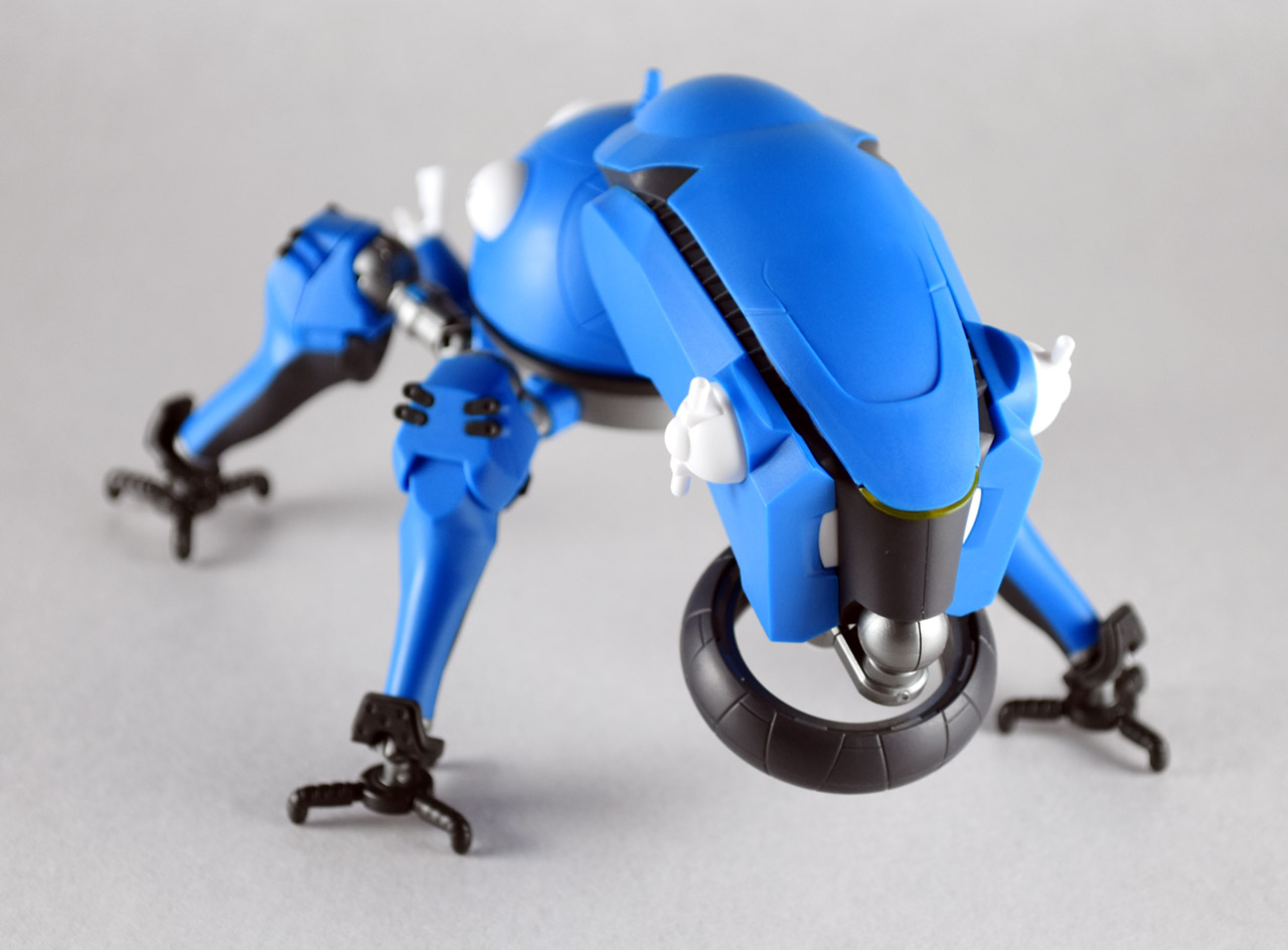 Robot Damashii Tachikoma Ghost In The Shell Sac 2045 Review Hobbylink Tv