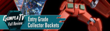 Entry Grade Collector Buckets