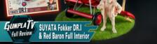 Fokker DR.I & Red Baron Full Interior