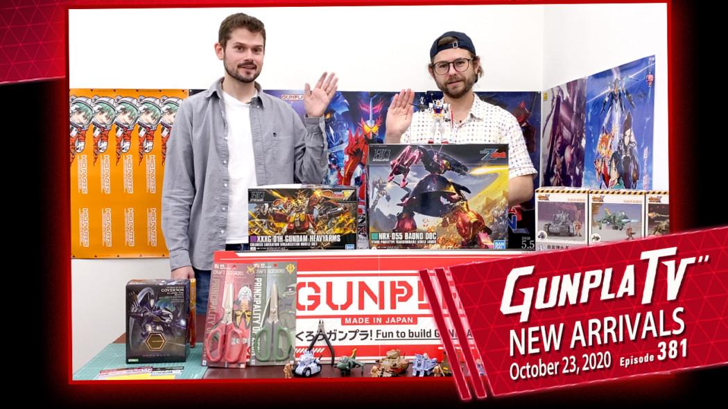 Gunpla TV 381