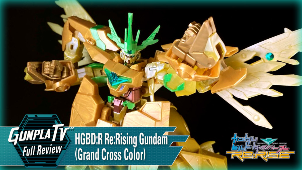 1/144 HGBD:R Re:Rising Gundam