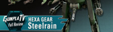 1/24 HEXA GEAR Steelrain