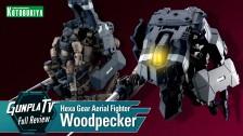 HEXA GEAR Aerial Fighter Woodpecker