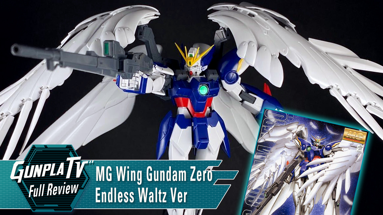 Gunpla Tv Mg Wing Gundam Zero Ew Hobbylink Tv