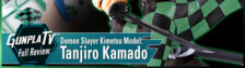 Gunpla TV – Demon Slayer Kimetsu Model: Tanjiro Kamado