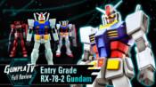 Gunpla TV – Entry Grade RX-78-2 Gundam