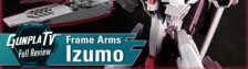 Frame Arms: Izumo