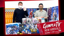 Gunpla TV – Episode 388 – New Arrivals For December 11, 2020