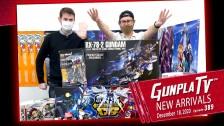 Gunpla TV – Episode 389 – New Arrivals For December 18, 2020
