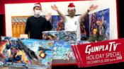 Gunpla TV – Episode 390 – Holiday Special & New Arrivals For December 25, 2020