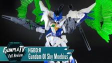 1/144 HGBD:R Gundam 00 Sky Moebius