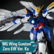 Gunpla TV – MG Wing Gundam Zero EW Ver. Ka