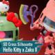 SDCS Hello Kitty x Zaku II