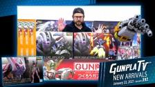 Gunpla TV – Episode 392 – New Arrivals For January 22, 2021