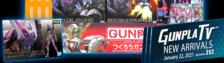 Gunpla TV – Episode 392 – New Arrivals For January 22, 2021