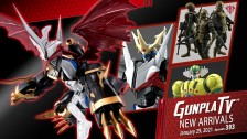 Gunpla TV – Episode 393 – New Arrivals For January 29, 2021