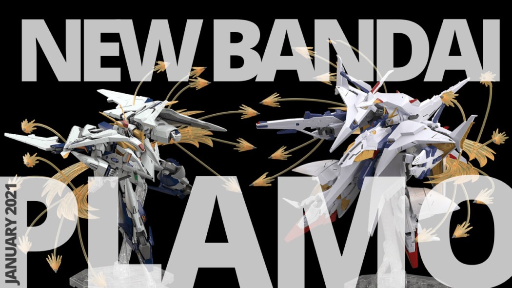 New Bandai Gunpla & Plamo Announcements – January 2021