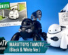 Gunpla TV – MARUTTOYS TAMOTU Black & White