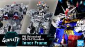 Gunpla TV – PG Unleashed RX-78-2 Gundam Inner Frame