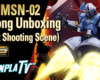 Gunpla TV – RG MSN-02 Zeong Unboxing (Last Shooting Scene)