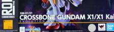 Robot Damashii Crossbone Gundam X1/X1 Kai Evolution Spec Unboxing
