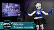 Gunpla TV – chitocerium VI-carbonia lonsdaleite