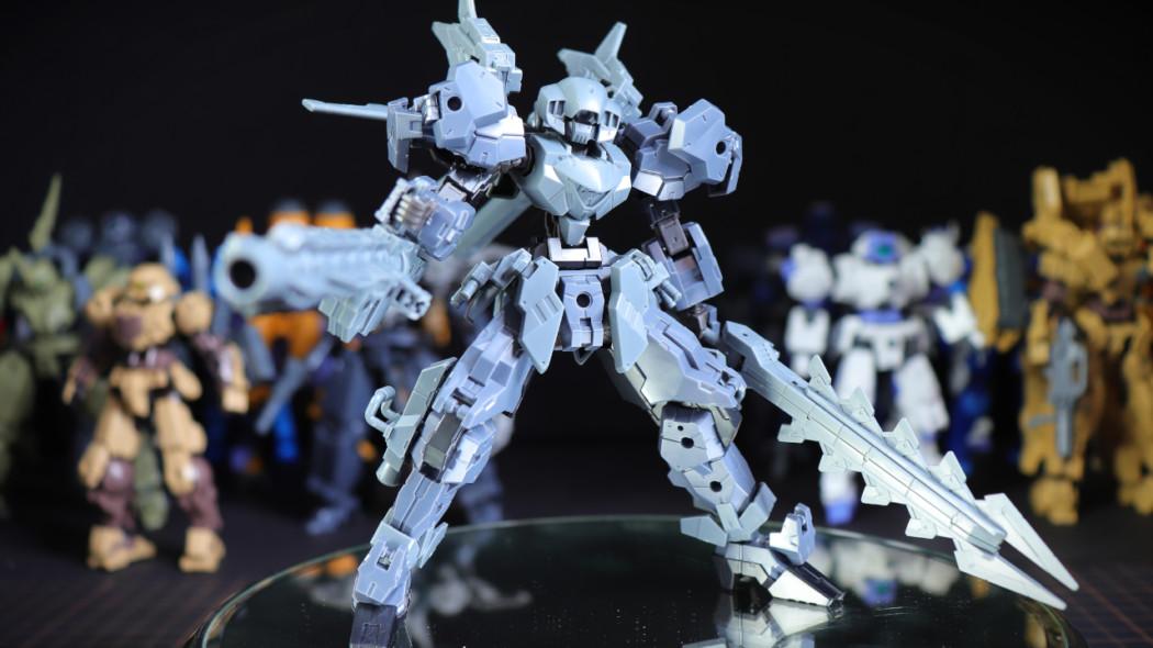 Best Mecha-Builder Model Kits? You're Damn Right!