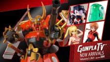 Gunpla TV – Episode 394 – New Arrivals For February 5, 2021