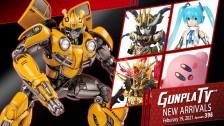 Gunpla TV – Episode 396 – New Arrivals For February 19, 2021