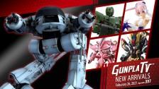 Gunpla TV – Episode 397 – New Arrivals For February 26, 2021
